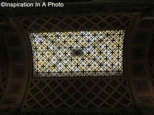 Ornate skylight