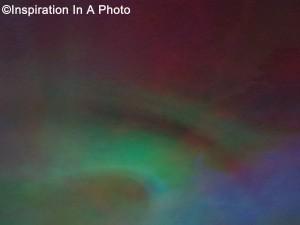 Aurora borealis ceiling