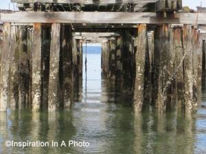 Pier tunnel