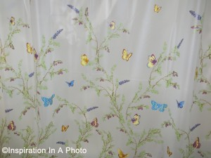 Shower curtain_butterflies
