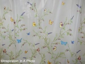 Shower curtain_butterflies