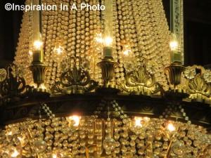 Reception Room Chandelier_beads
