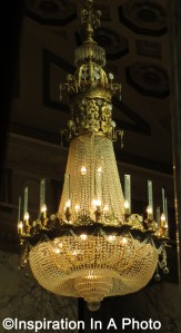 Reception Room Chandelier