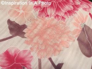 Pink summer yukata 2