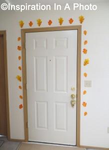 Front door_Thanksgiving 2015