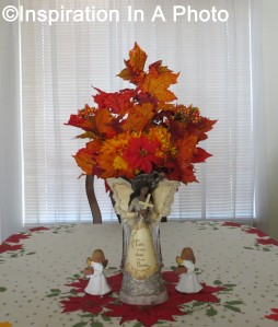 Simple centerpiece_Thanksgiving 2015