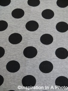 Polka dots_black and gray